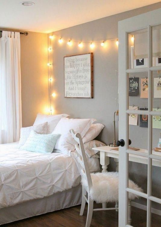 15 Cute Small Teen Bedroom Ideas 21