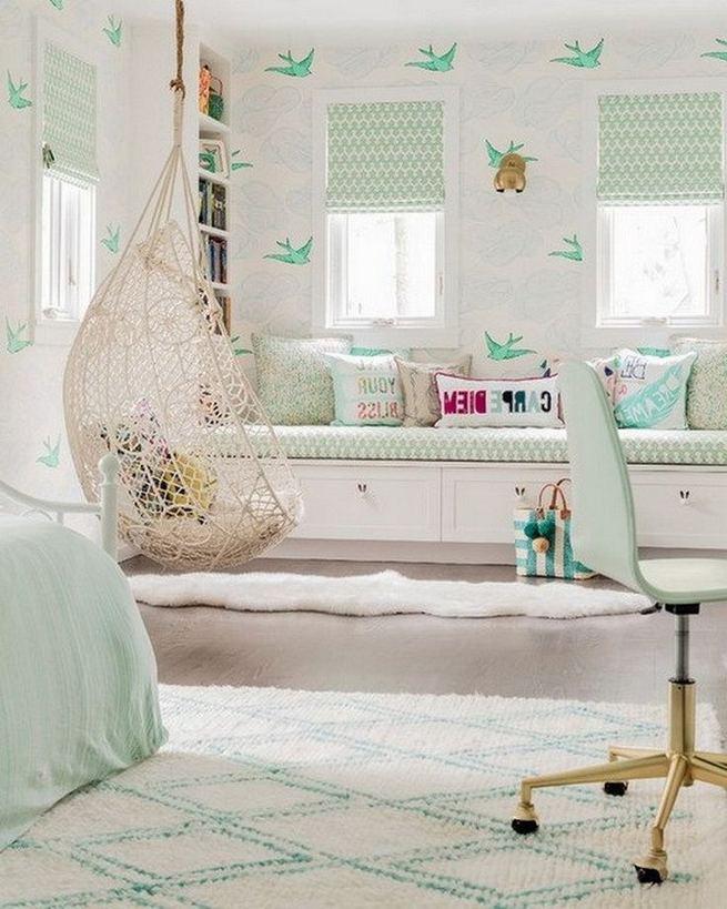 15 Cute Small Teen Bedroom Ideas 31