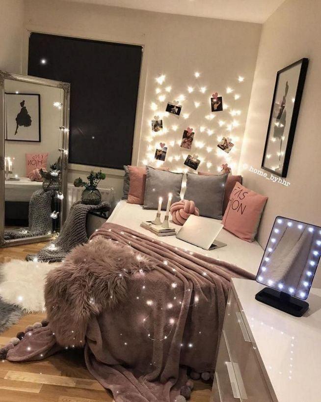 15 Cute Small Teen Bedroom Ideas 36