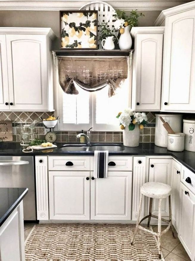 16 Comfy Kitchen Remodel Ideas For Small Kitchen 60