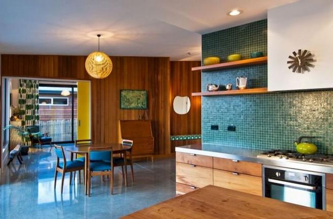 16 Modern Mid Century Kitchen Designs Ideas 22