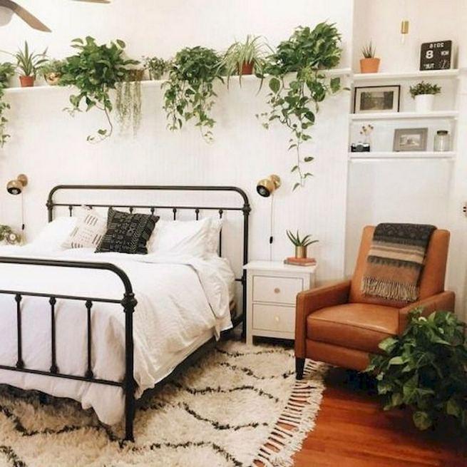 17 Inspiring Bohemian Style Bedroom Decor Design Ideas 08