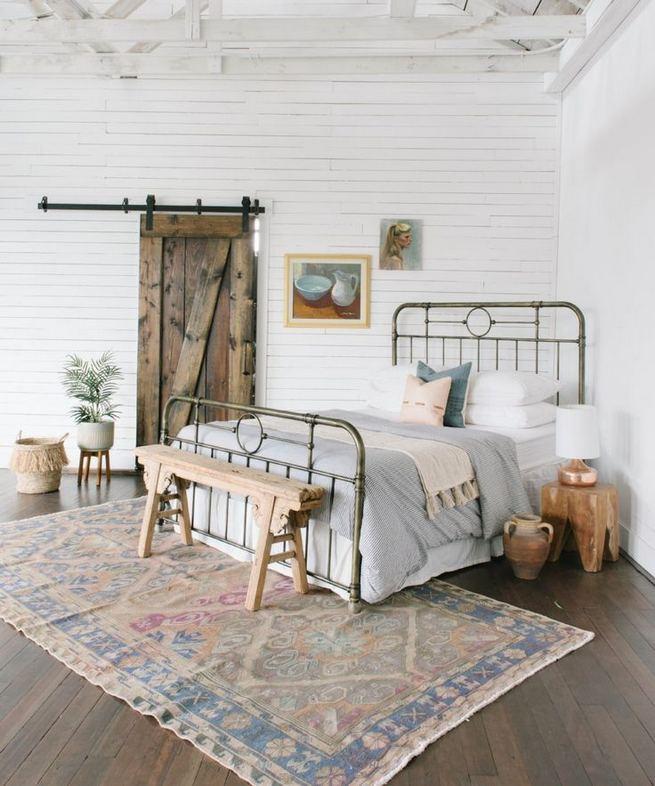 17 Inspiring Bohemian Style Bedroom Decor Design Ideas 33