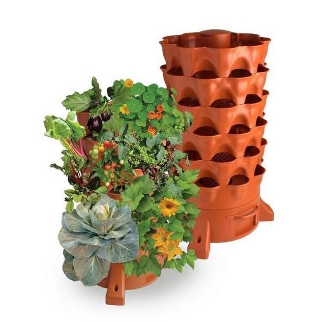 21 Best Container Vegetables Garden Inspirations Ideas 15