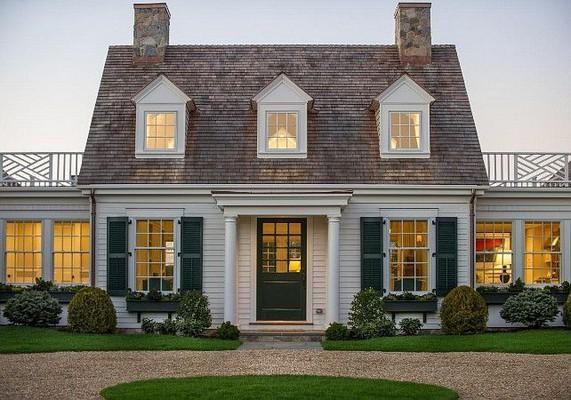21 Gorgeous Cottage House Exterior Design Ideas 46