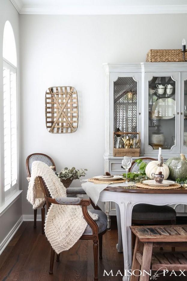 22 Easy Green Dining Room Design Ideas 07
