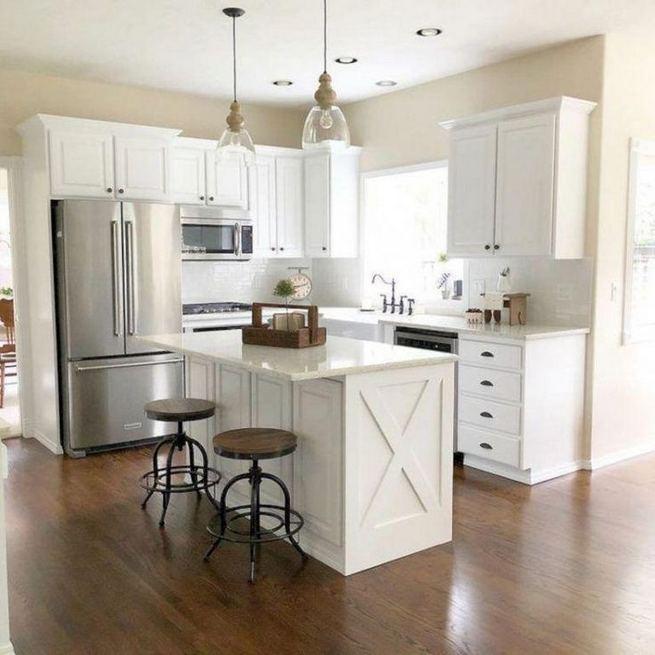 22 Stylish Modern Farmhouse Dining Room Remodel Ideas 37