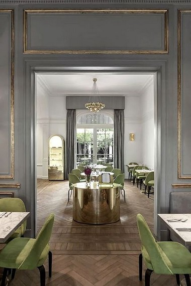 23 Cool Dining Room Wall Cabinet Design Ideas 13