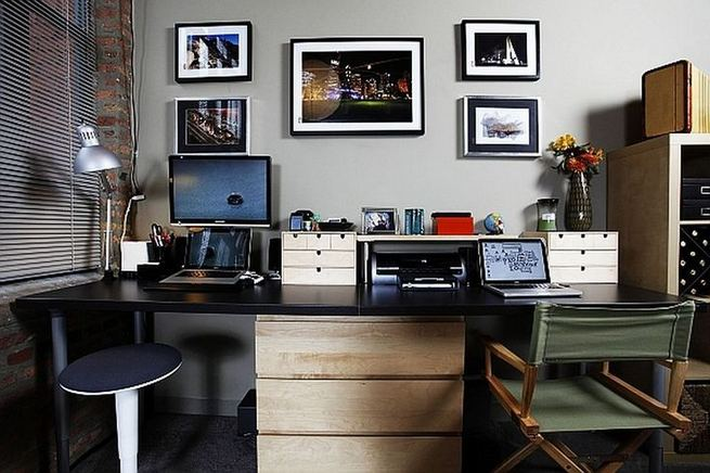 23 Fabulous Office Furniture For Small Spaces 15