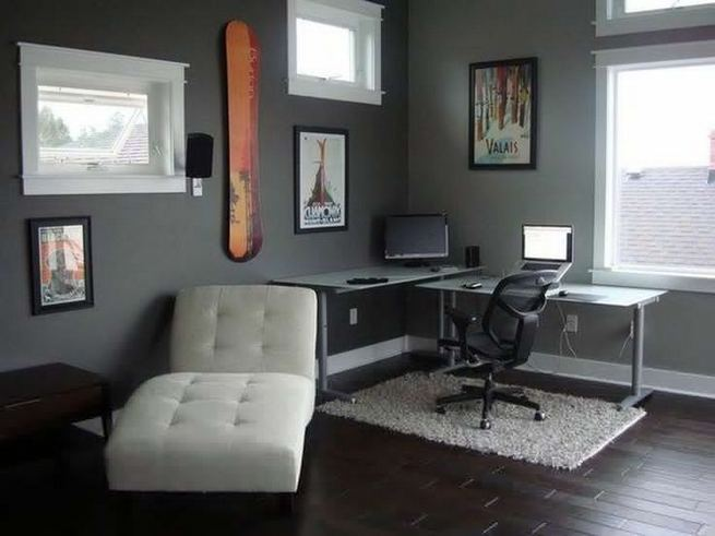 23 Fabulous Office Furniture For Small Spaces 29