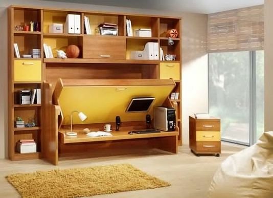 23 Fabulous Office Furniture For Small Spaces 39