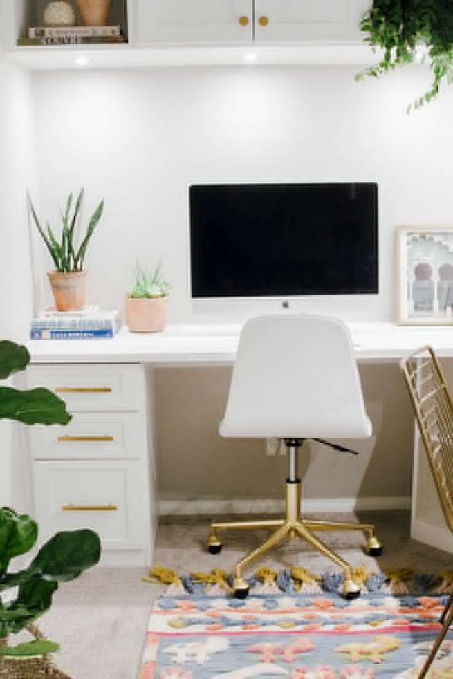 23 Fabulous Office Furniture For Small Spaces 44