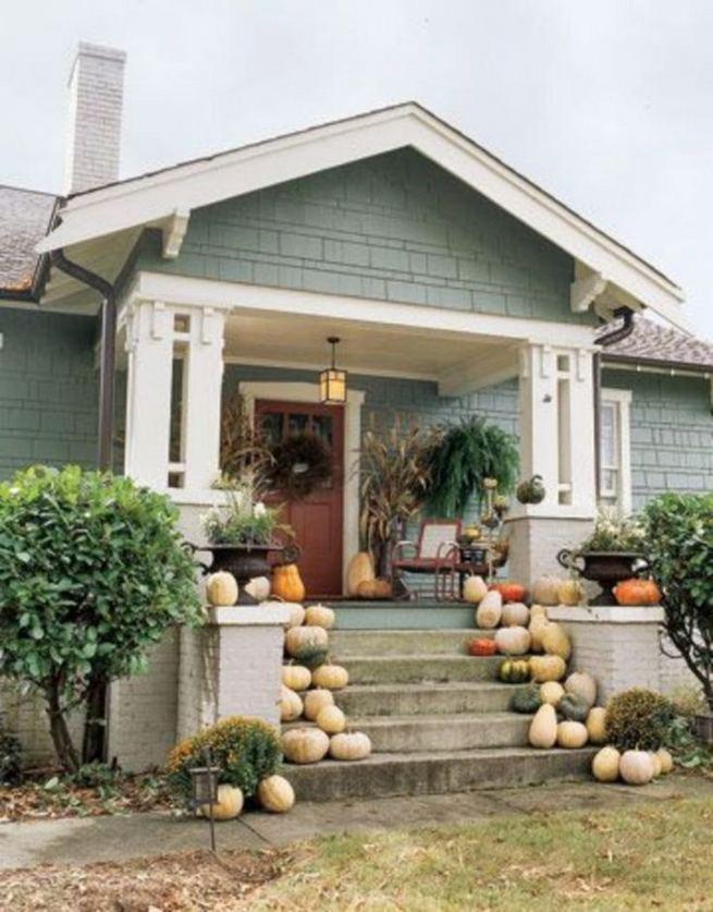 24 Adorable Brick House Exterior Makeover 39