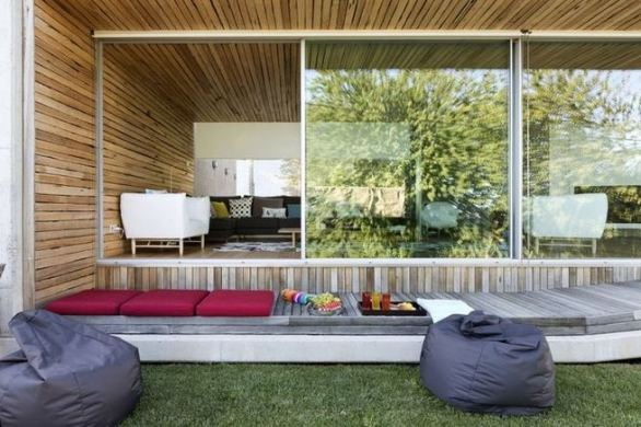 24 Impressive Glass Ceiling Indoor Design Inspiration Ideas 12