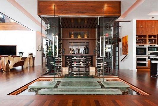 24 Impressive Glass Ceiling Indoor Design Inspiration Ideas 17