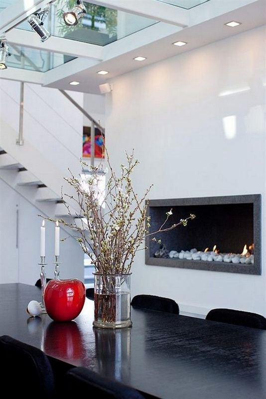 24 Impressive Glass Ceiling Indoor Design Inspiration Ideas 21