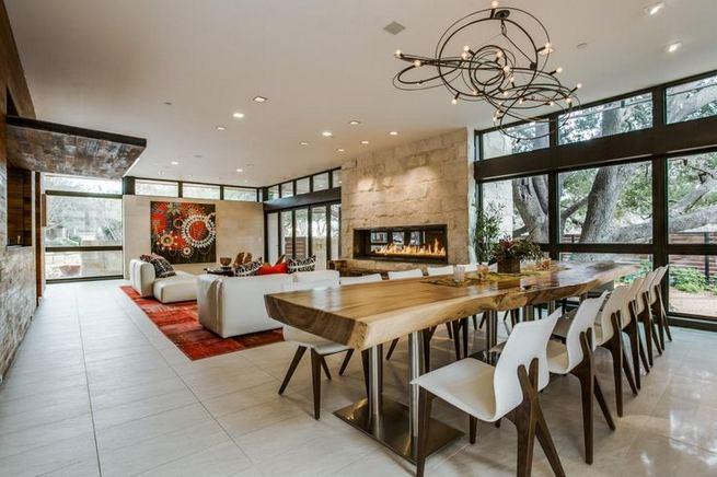 24 Impressive Glass Ceiling Indoor Design Inspiration Ideas 40