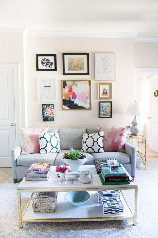 11 Wonderful Small Apartment Decor Ideas 04