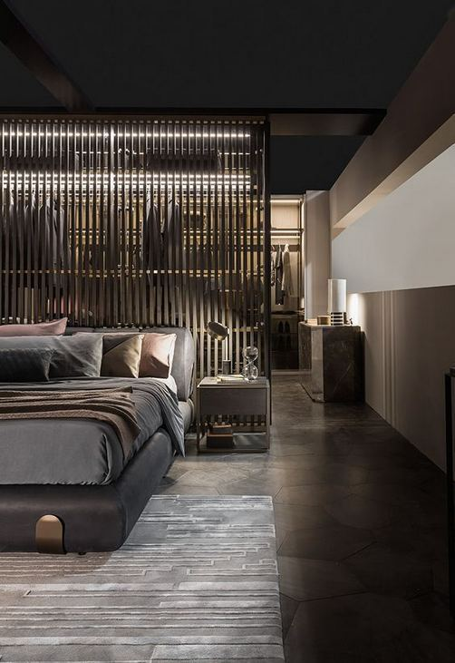 12 Stylish Industrial Style Bedroom Design Ideas 03