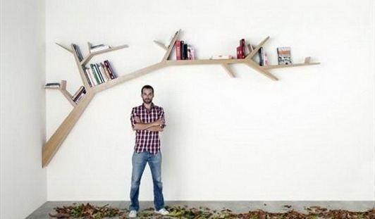 12 Totally Inspiring Tree Bookshelf Design Ideas 11