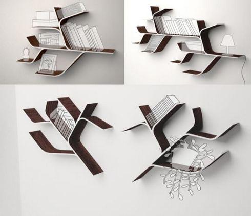 12 Totally Inspiring Tree Bookshelf Design Ideas 25