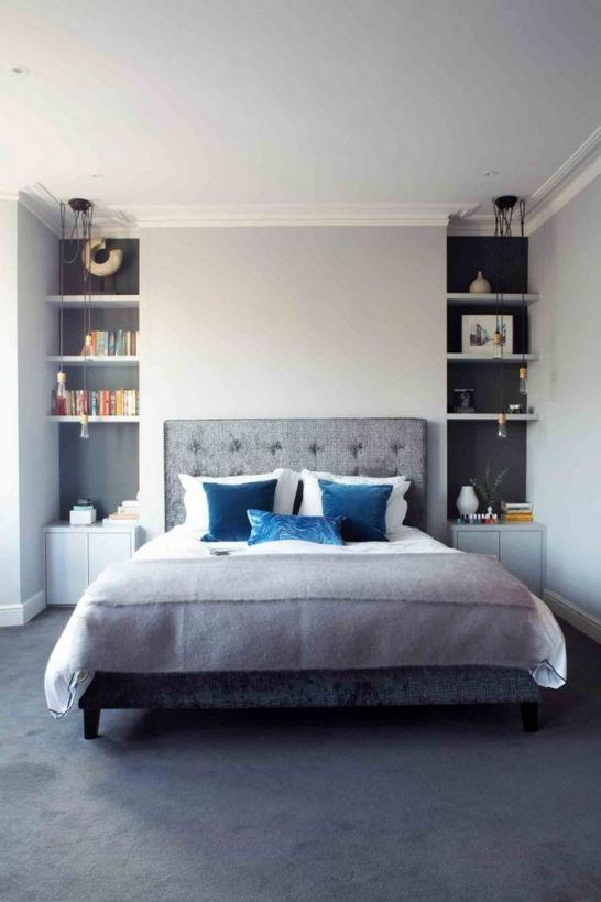 13 Stylish Modern Small Bedroom Design Ideas For Couples 29