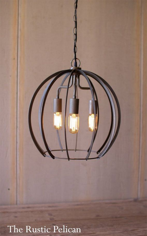 14 Modern Farmhouse Lighting Ideas 15