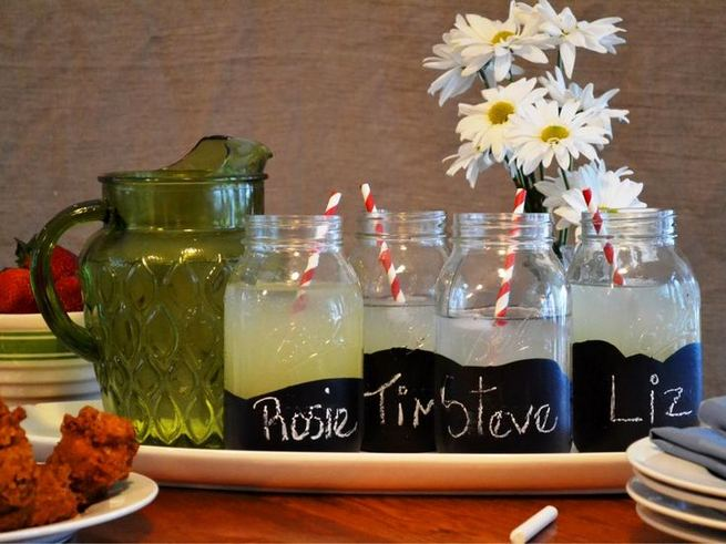 14 Unique Country Kitchen Decor Ideas By Using Mason Jars 13