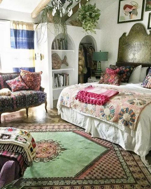 16 Awesome Colorful Moroccan Rugs Decor Ideas 27