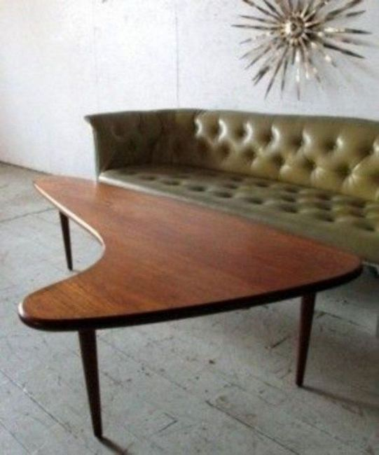 16 Impressive Mid Century Modern Coffee Table Ideas 29