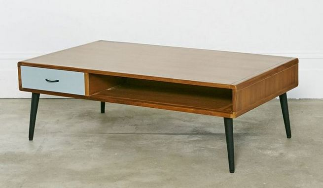 16 Impressive Mid Century Modern Coffee Table Ideas 34