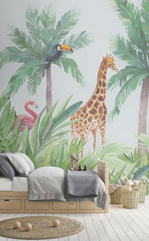 16 Popular Baby Boy Nursery Room With Animal Designs 44