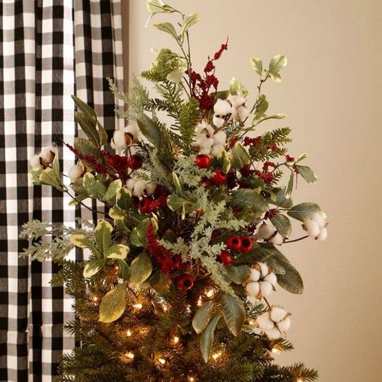 11 Pretty Ideas Christmas Tree Themes Home Decor Everyday 10