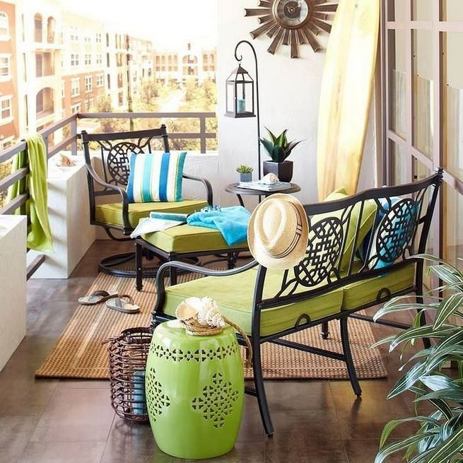 12 Creative Small Apartment Balcony Decorating Ideas On A Budget 04