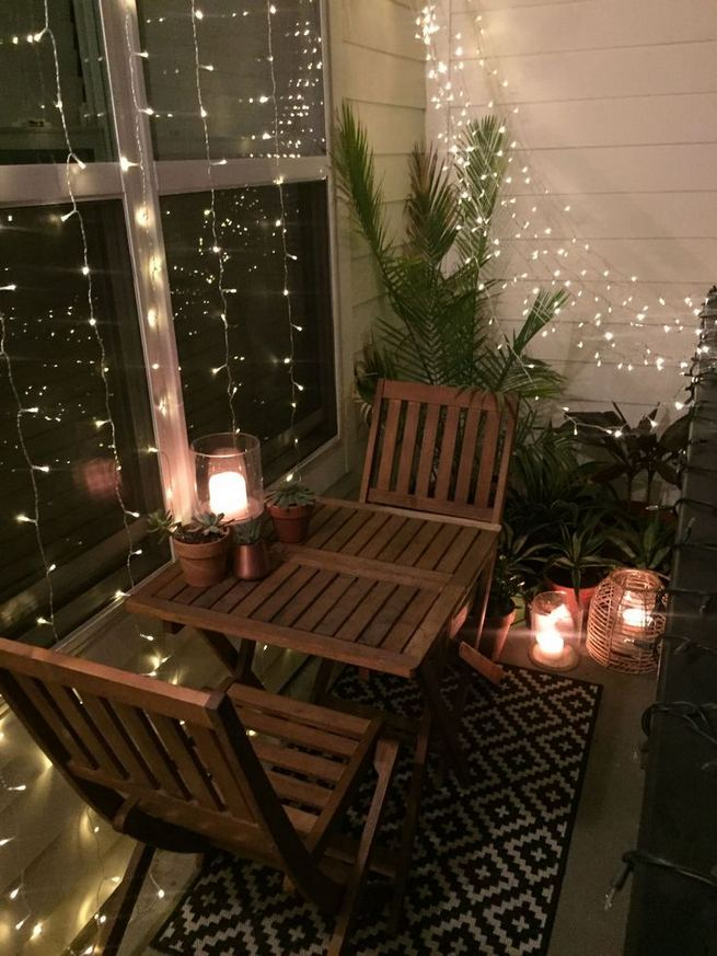 12 Creative Small Apartment Balcony Decorating Ideas On A Budget 08