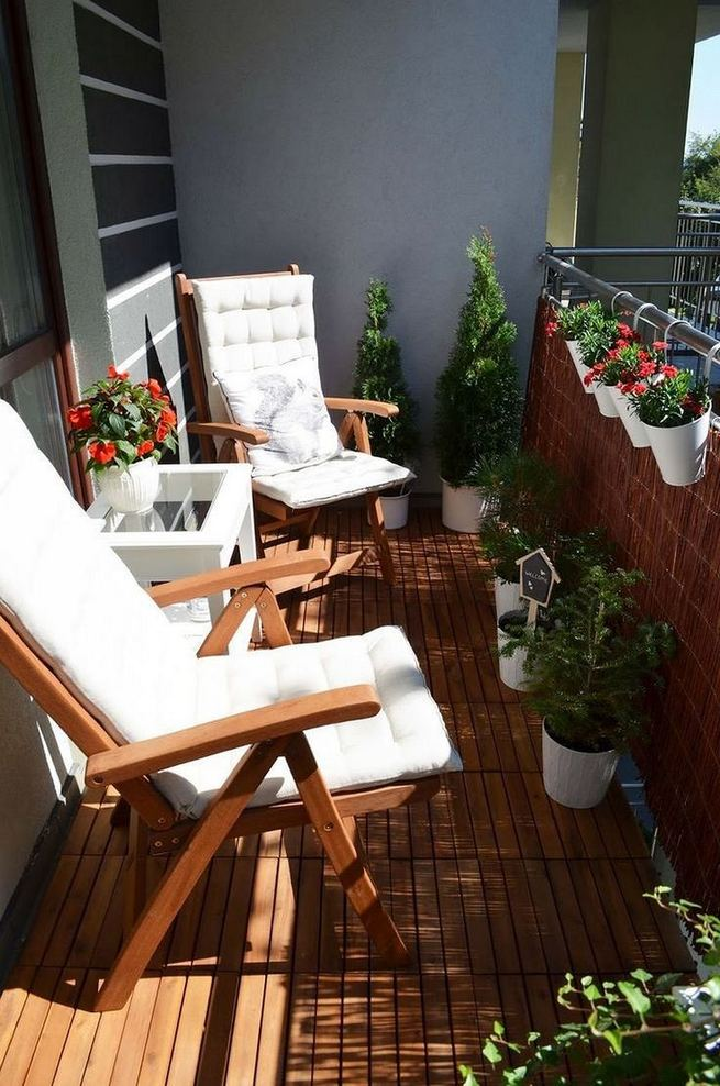 12 Creative Small Apartment Balcony Decorating Ideas On A Budget 25