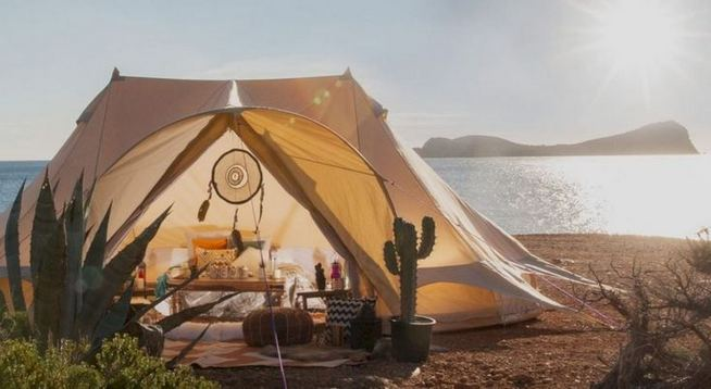 13 Best Outdoor Camping Tent Design Ideas 28