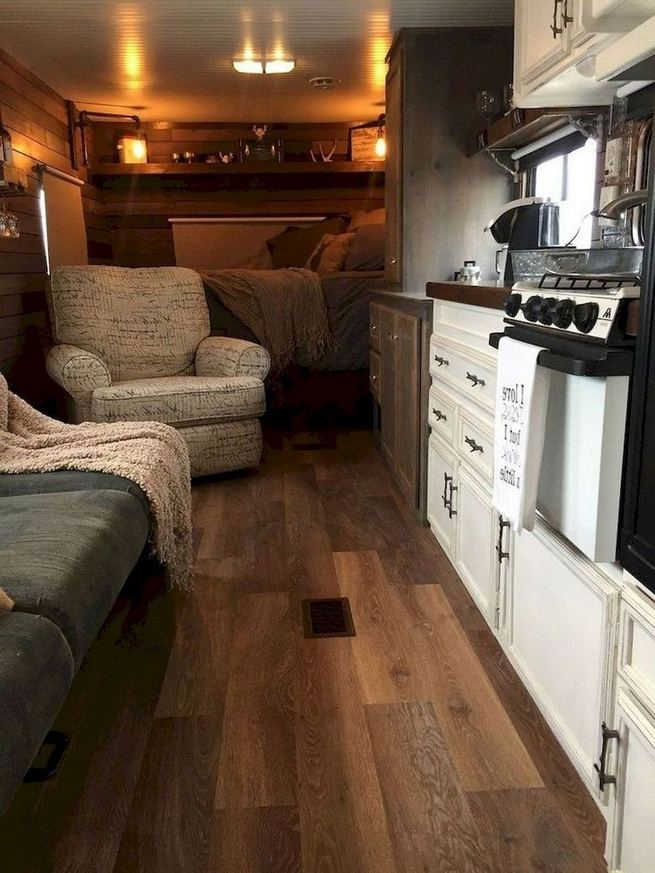 13 Best Travel Trailers Remodel Rv Living Ideas 06