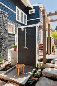 14 Gorgeous Modern Outdoor Shower Ideas For Best Inspiration 18