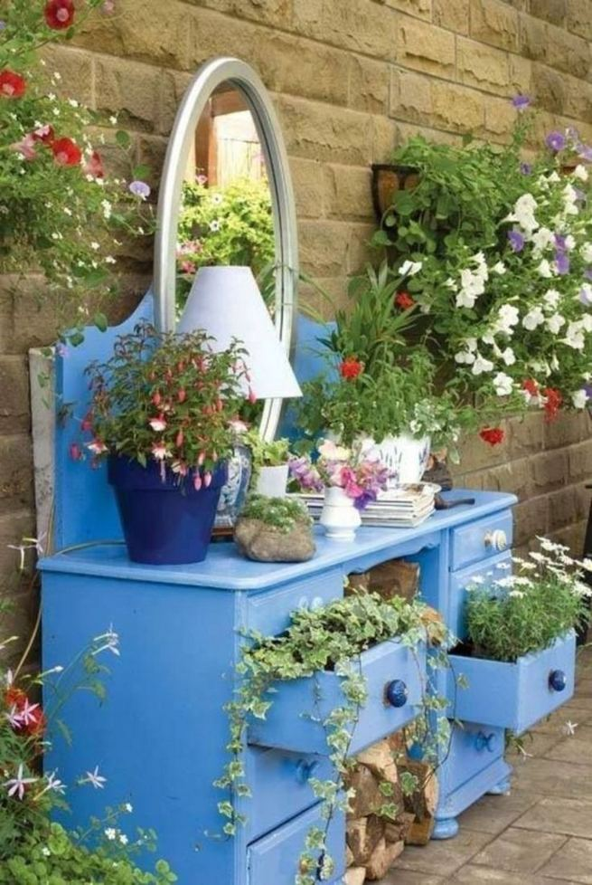 14 Low Budget DIY Gardening Projects Design Ideas 05