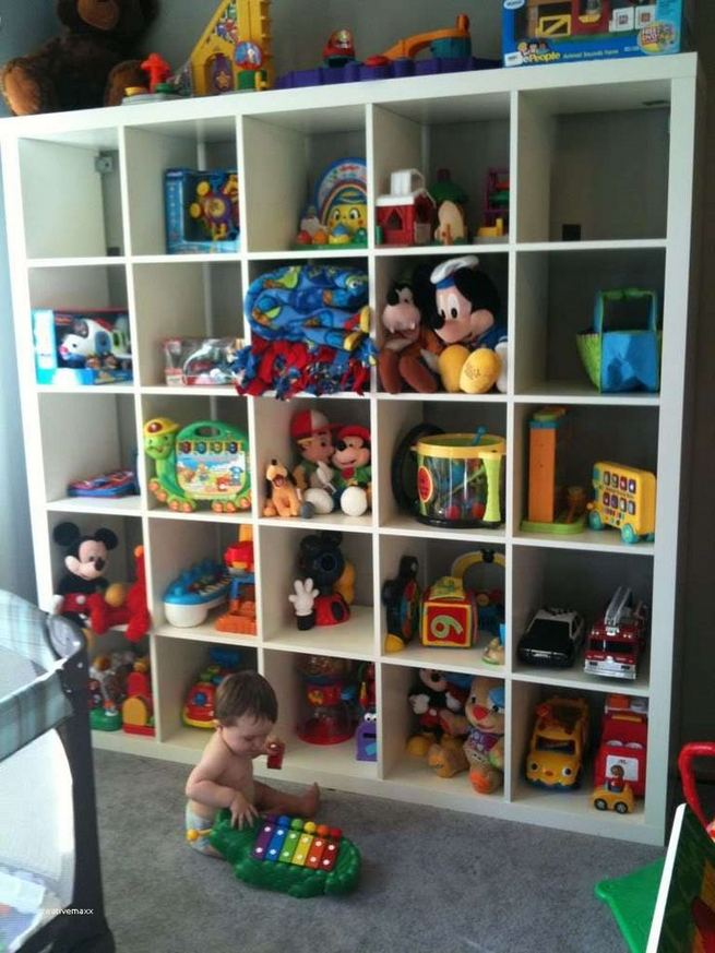 15 Elegant Toy Storage Best Ideas 29