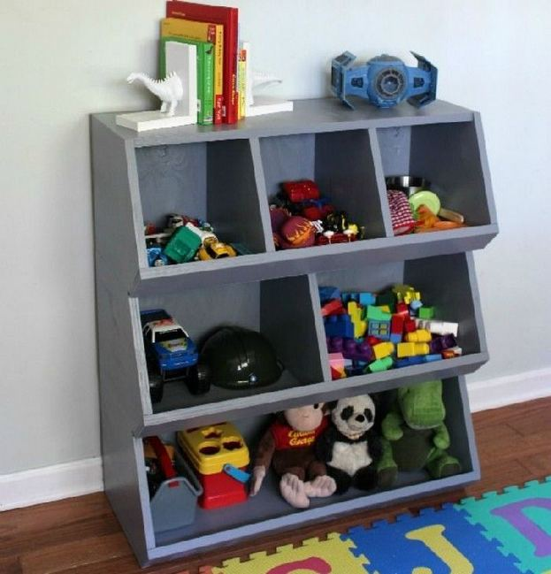 15 Elegant Toy Storage Best Ideas 44