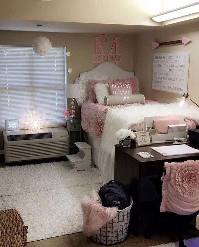 16 Creative Dorm Room Storage Organization Ideas On A Budget 28