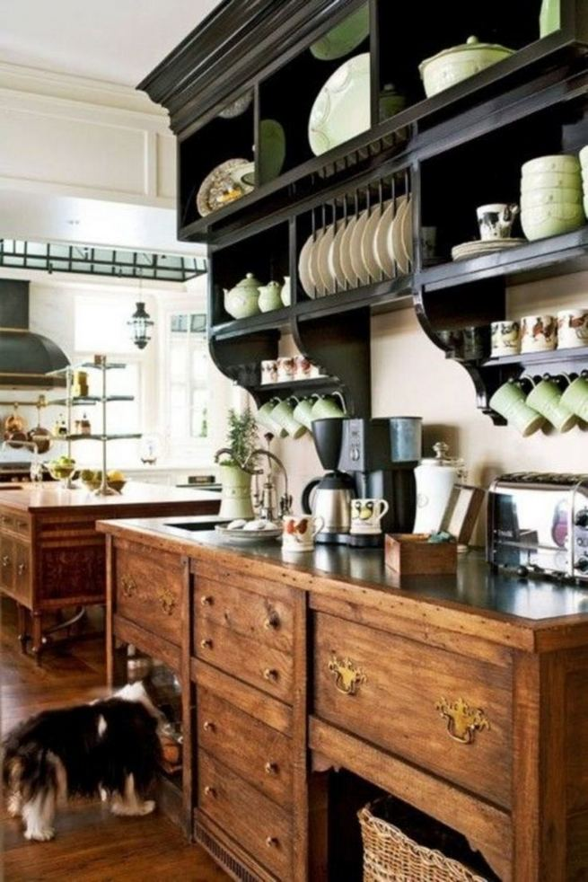 16 Gorgeous Kitchen Counter Organization Ideas Must Owned 11