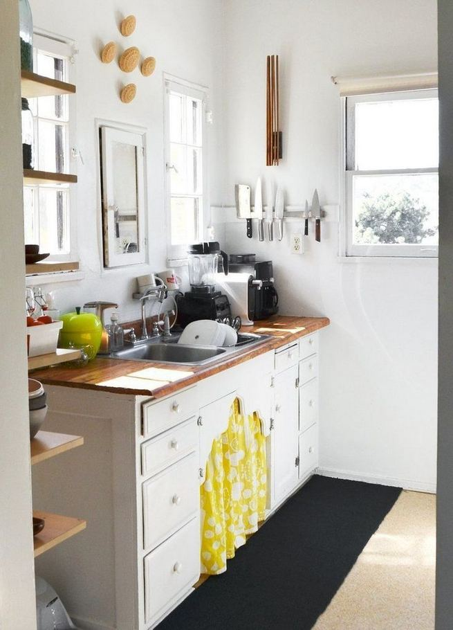 16 Gorgeous Kitchen Counter Organization Ideas Must Owned 16