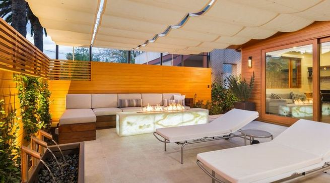 16 Most Beautiful Mid Century Modern Backyard Design Ideas 01