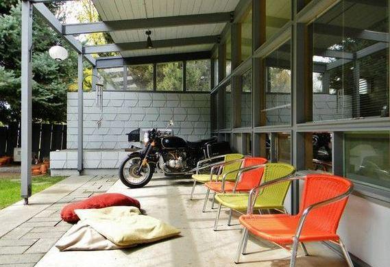 16 Most Beautiful Mid Century Modern Backyard Design Ideas 03