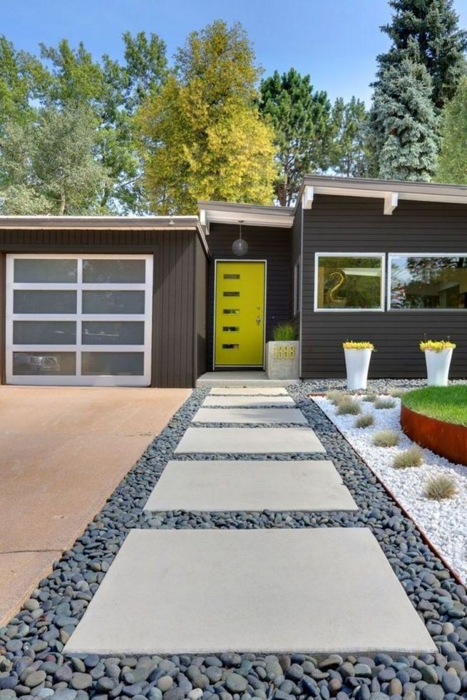 16 Most Beautiful Mid Century Modern Backyard Design Ideas 29