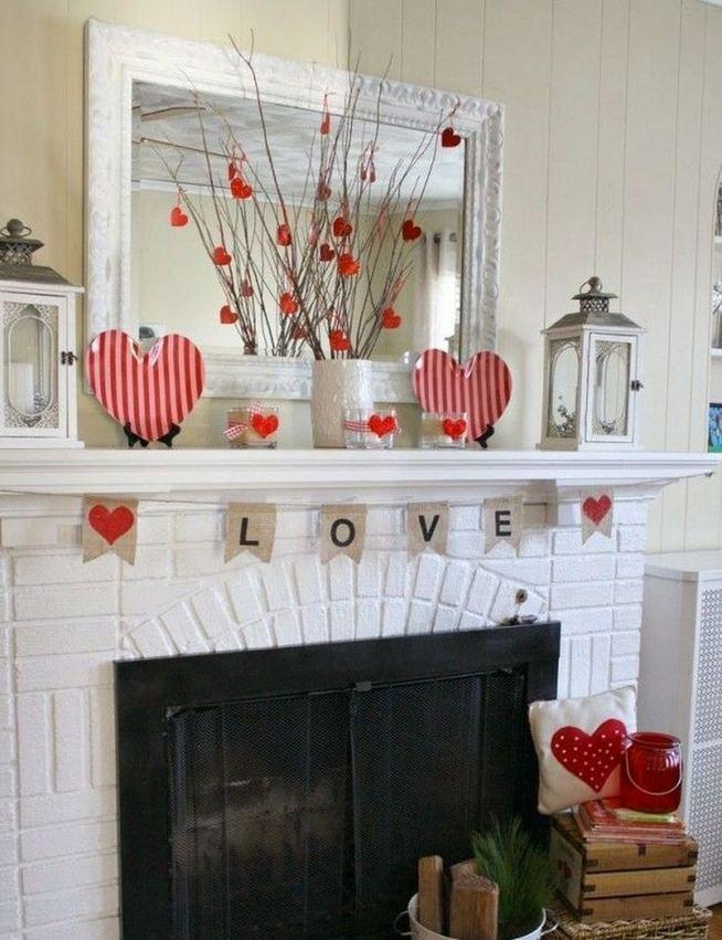 16 Wonderful DIY Valentine Decorations Ideas 23