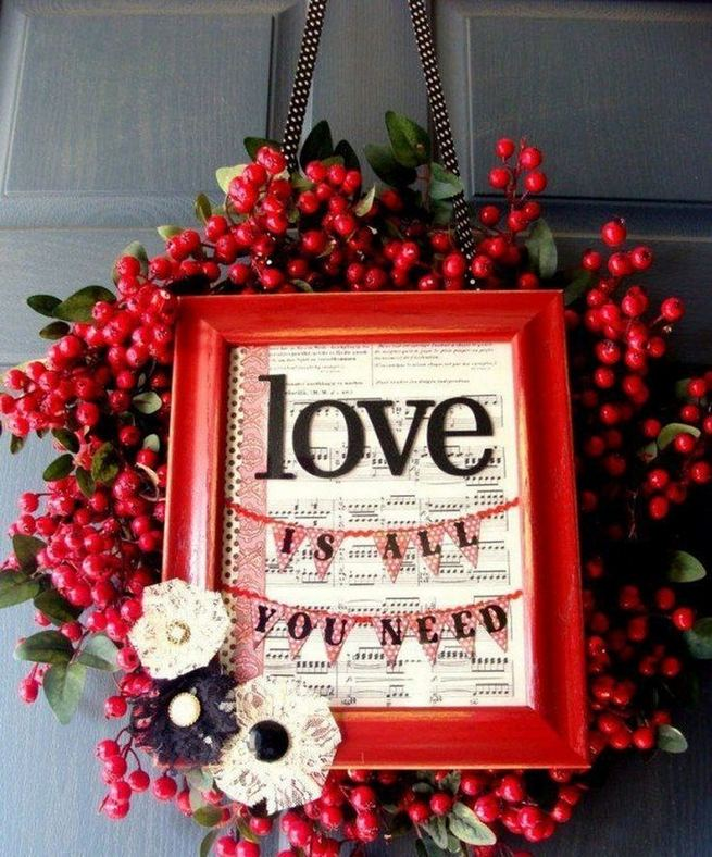 16 Wonderful DIY Valentine Decorations Ideas 28